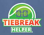 Tiebreak Helper Logo